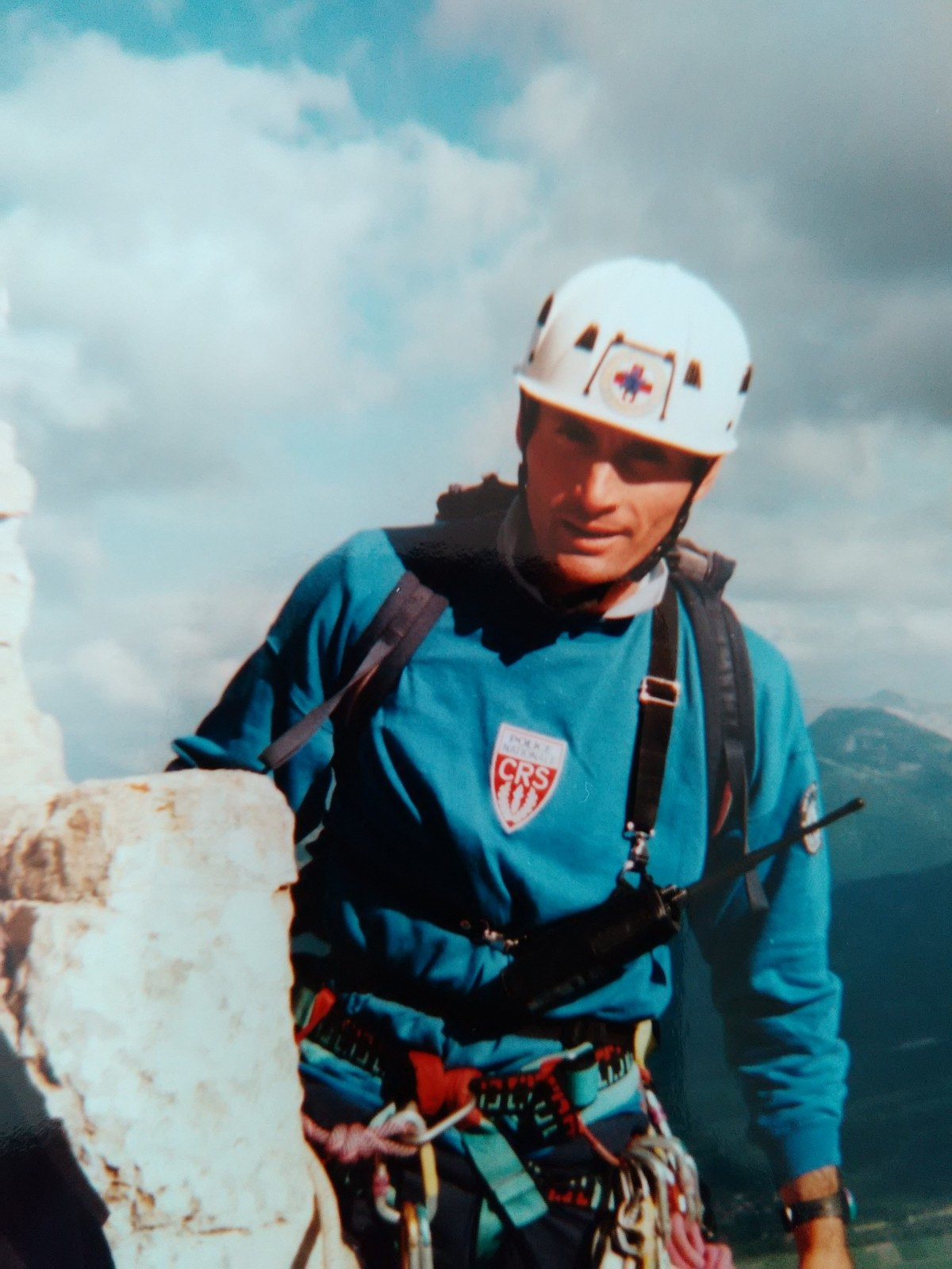 Secours Mont Aiguille juin 1995 85