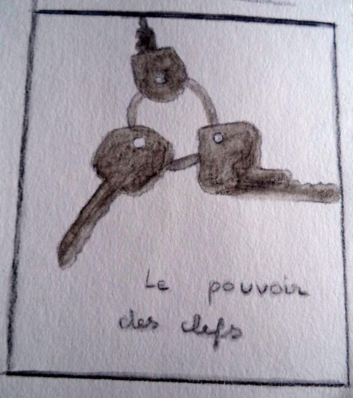 Le pouvoir des clés